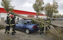 Októberi vihar - 1,2 milliárd forint felett a kár