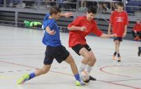 Futsal bajnokság: véghajrában