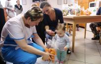 Újabb adomány a beteg gyerekeknek