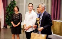 Kiváló évet zárt a kajak-kenu szakosztály