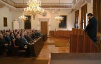 Kapitányi értékelő: csökkenő bűnözés Dunaújvárosban