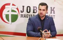 Jobbik sajtótájékoztató