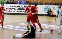 Futsal: még előrébb lépnének