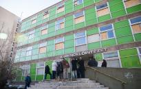 Lezárás - Elkezdik a zöld SZTK felújítását