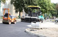 A Venyimi út felújítása is elkezdődik
