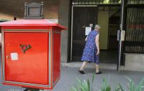 Nem használjuk a postaládákat?
