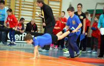 Diákolimpiai döntő Dunaújvárosban