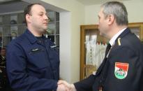 Dunaújvárosi tűzoltót is kitüntettek