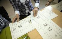 Kisorsolták a szavazólapi sorrendet
