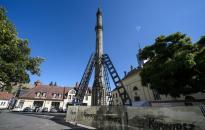 Az MSZP elnöke minaretet akart Újbudán