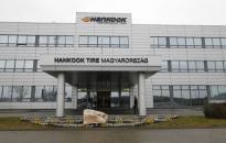 Új gyáregységet épít a Hankook!