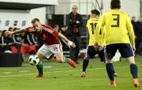 Második mérkőzésén is kikapott Leekens válogatottja