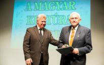 Posztumusz díj Markovics Sándornak