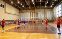 Dunaújvárosban készül a röplabda válogatott