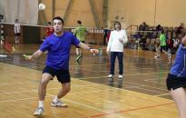 Országos verseny a sportcsarnokban