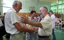 Ötven év után újra együtt az osztálytársak