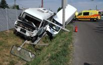 Súlyos baleset az Aranyvölgyin, több sérült