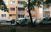 Öngyilkosság a Martinovics utcában
