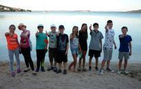 Nyelvi tábor Horvátországban