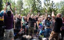 A rock katonái újra együtt vannak - Rendesen bekezd a Rockmaraton