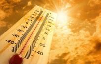 Visszatér a 30 fokos meleg
