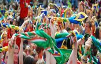 Cserkészek nemzetközi találkozója
