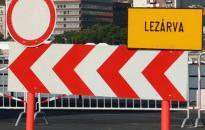 Útlezárások a Tour de Hongrie miatt