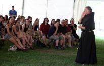 Cserkészek százai vertek tábort a Szalki-szigeten