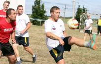 A Vitalsport Kupáért fociztak