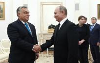 Orbán: kiegyensúlyozott, kiszámítható a magyar-orosz kapcsolat