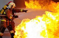 Hulladéktelep égett Adonynál