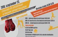 Családi- és Sportnap a radari sporttelepen