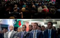 Volner János megmutatta Soros György emberét a Jobbikban