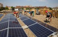Bővül a háztartási méretű kiserőművek kapacitása
