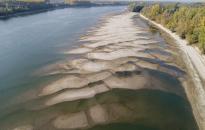 Csökkenhet a vízi áruszállítás a Duna vízszintje miatt