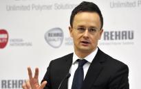 Szijjártó: a kötelező kvóták kérdése lekerült a napirendről