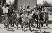 Szonáta hangjai szálltak a barakktábor fölött…