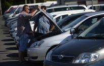 Pörög a használt autók piaca