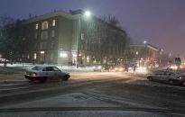 Itt az első hó, megérkezett a tél