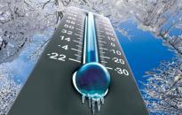 Mínusz tíz fokkal nyit a tél
