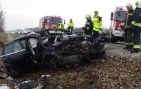 Halálos baleset, két ember életét vesztette az M6-oson Iváncsánál