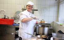 Rózsa Márta Ilona szeretetből főz