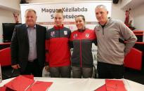 Két játékosával hosszabbított a Kohász