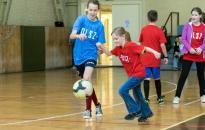 Adventi foci a jótékonyság jegyében