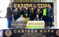 A Mad Dogs nyerte a Carissa kupát