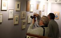 Az év első kiállítása a Bartókban