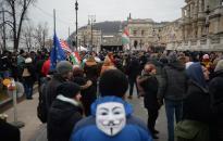 Szánalmasan megbukott a hétvégi tüntetés