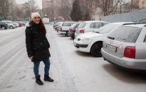 Elkészültek az új parkolók a Pajtás utcában