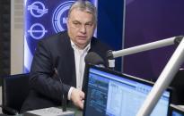 Orbán: Soros el akarja foglalni az európai intézményeket