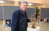 Gombos István kiállítása lesz a Pannonban
